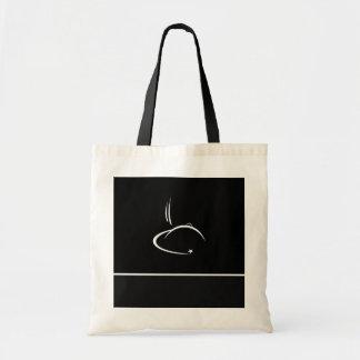 abastecimiento y bolso del restaurante bolsas de mano