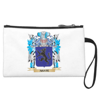 Abate Coat Of Arms Wristlet Purses