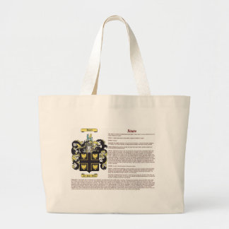 Abate meaning tote bag