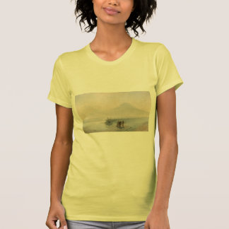 Abatimiento de Ivan Aivazovsky- de Noah de Ararat Camiseta