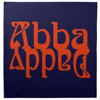 Abba Daddy (Father God) Napkin
