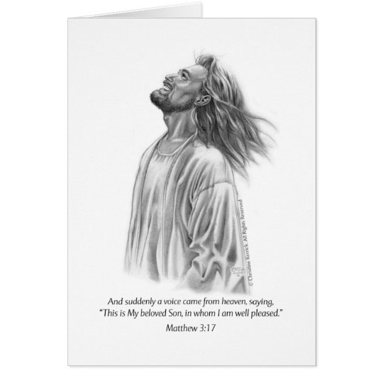 'Abba, Father' - note card