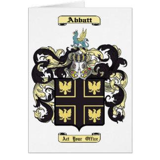Abbatt Card