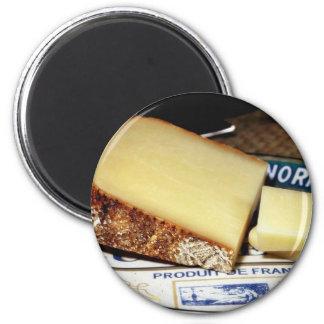 Abbaye De Belloc Cheese 2 Inch Round Magnet