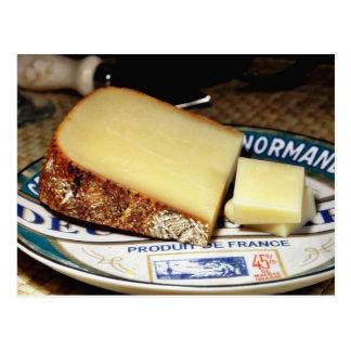 Abbaye De Belloc Cheese Postcard