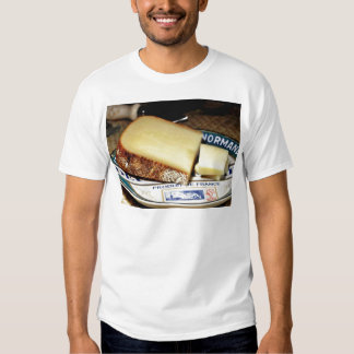 Abbaye De Belloc Cheese Tee Shirts