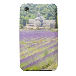 Abbaye de Senanque in Gordes, iPhone 3 Case-Mate Cases