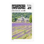 Abbaye de Senanque in Gordes, Postage Stamps