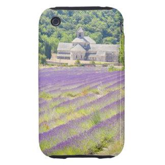 Abbaye de Senanque in Gordes, Tough iPhone 3 Cover