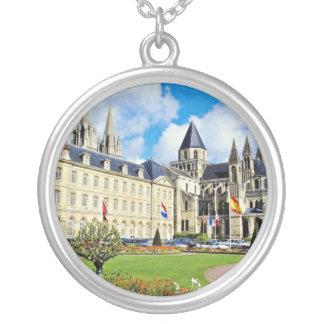 Abbaye Hommes aux., Caen, Calvados, Normandía, fra Grimpolas