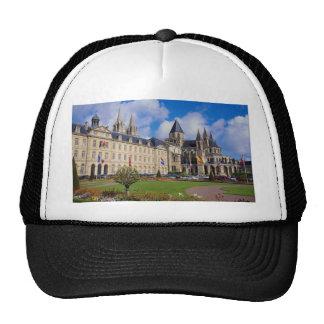 Abbaye Hommes aux., Caen, Calvados, Normandía, fra Gorros Bordados