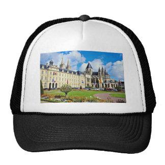 Abbaye Hommes aux., Caen, Calvados, Normandía, fra Gorra