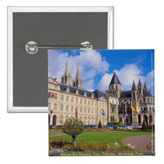 Abbaye Hommes aux., Caen, Calvados, Normandía, fra Pin