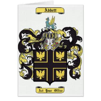 Abbett Card