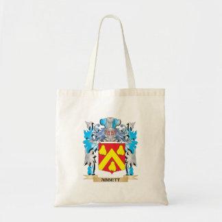Abbett Coat Of Arms Budget Tote Bag