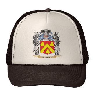 Abbett Coat of Arms - Family Crest Trucker Hat
