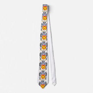 Abbett Coat of Arms - Family Crest Tie