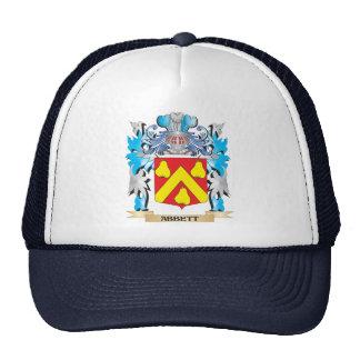 Abbett Coat Of Arms Trucker Hat