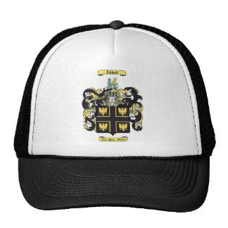 Abbett Trucker Hat