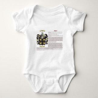 Abbett (meaning) baby bodysuit