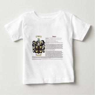 Abbett (meaning) baby T-Shirt