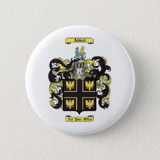 Abbett Pinback Button