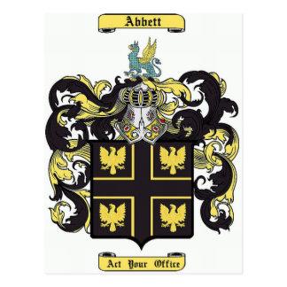 Abbett Postcard