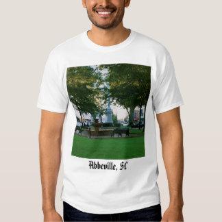 Abbeville, Abbeville, SC T-shirt