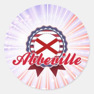 Abbeville, AL Sticker