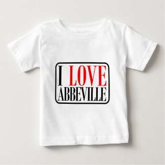 Abbeville, Alabama Design T-shirt