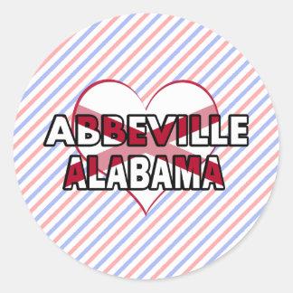 Abbeville, Alabama Sticker