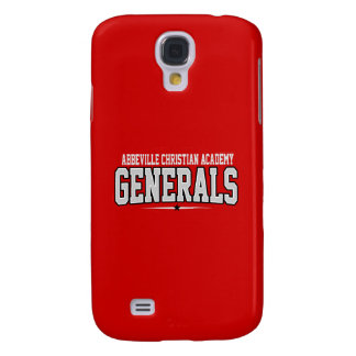 Abbeville Christian Academy High School; Generals Galaxy S4 Cover