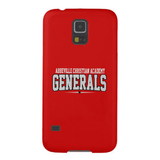 Abbeville Christian Academy High School; Generals Galaxy S5 Cover