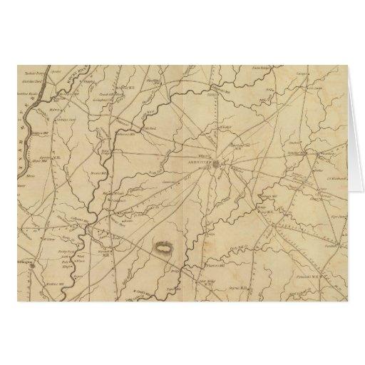 Abbeville District, South Carolina Greeting Card