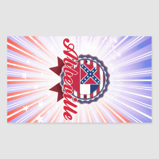 Abbeville, MS Sticker
