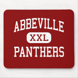 Abbeville - Panthers - High - Abbeville Mouse Mats