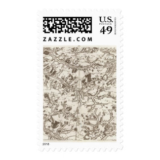 Abbeville Postage Stamps