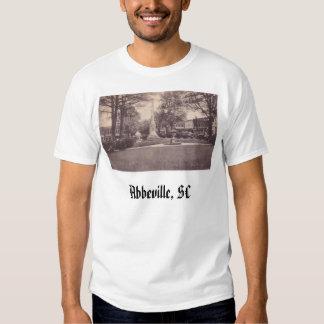 Abbeville, SC Tee Shirt