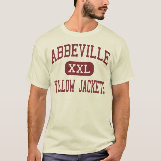 Abbeville - Yellow Jackets - High - Abbeville