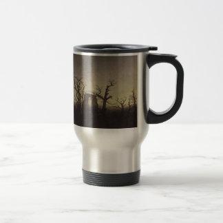 Abbey Among Oak Trees Travel Mug