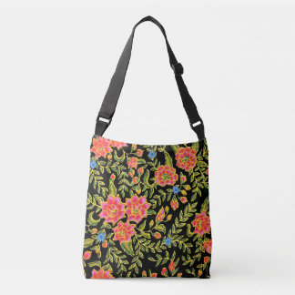"""Abbey Garden"" Cross Body Bag"