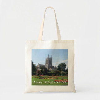 Abbey Gardens, Suffolk, England Budget Tote Bag