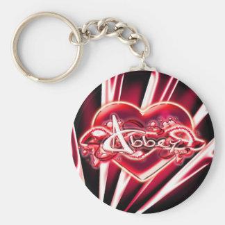 Abbey Keychain