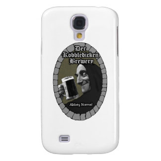 abbey normal samsung galaxy s4 cover