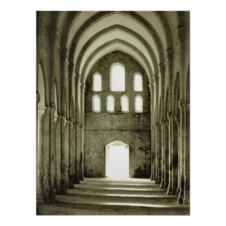 Abbey of Fonteney Posters