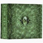 Abbey Olivia  Victorian  Customizable binder