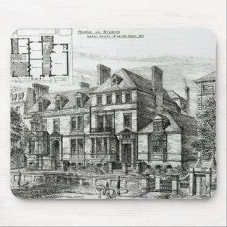 Abbey Place, St.John's Wood Mouse Pad