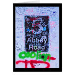 Abbey Road 5 Greeting Card