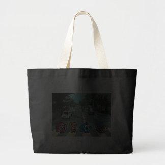 Abbey Road 8-Bit Canvas Bags