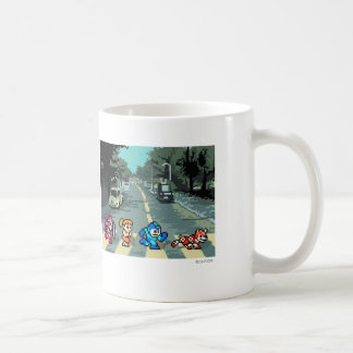 Abbey Road 8-Bit Coffee Mug